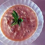 recette Soupe de Melon Parfumée au Pastis
