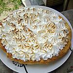 recette tarte citron meringué