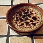recette Crème brûlée à la chicorée