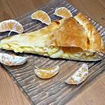 recette Galette des Rois mandarine