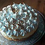 recette Gâteau nuage au citron meringué