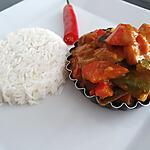recette Légumes à l'indienne