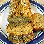 recette Cake à la banane sans sucre ni beurre (à l'érable et farine complète)