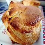 recette Muffins Ananas et Noix de Coco