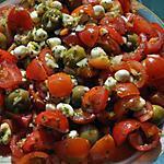recette Salade de Tomates Cerises  Folie D'été