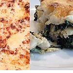 recette Lasagnes saumon frais, épinards (saumon fumé)