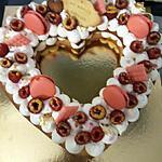 recette Number Cake Coeur