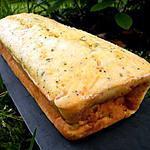 recette Ooo Cake leger au saumon fumé et au citron ooO