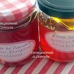 recette Gelée ou cramaillotte de fleurs de pissenlits au citron et mandarine