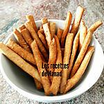 recette Baguettes fromage (ile Maurice)