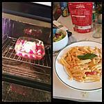 recette Sauce tomates cerises et ricotta