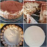 recette Gâteau Tiramisu avec des boudoirs