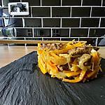 recette Wok de bœuf aux légumes d'hiver