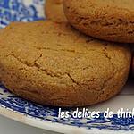 recette palets Bretons au sarrasin