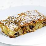 recette GÂTEAU LÉGER À L'ANANAS sans gluten, sans lait, sans sucre, sans levure