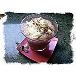 café glacé à la cannelle / dessert express2-2