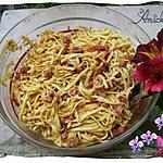 recette spaghettis du berger