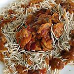 recette crevettes colombo