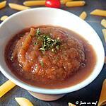 recette Caviar de courgettes-aubergines