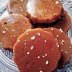 recette Bonbon de caramel beurre salé