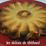 recette gâteau léger pommes et bananes
