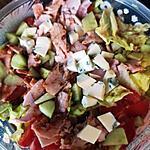 recette Salade composée pour panier au travail