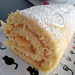 recette Gâteau roulé au lemon curd (crème de citron)