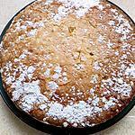 recette clafoutis aux peches mascarpone