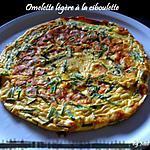 recette Omelette légère à la ciboulette