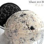 recette Glace aux Biscuits & à la Crème