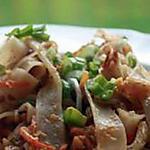 recette Phad Thaï
