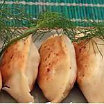 recette Raviolis frits aux poisson