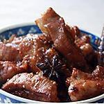 recette Côtelette de porc Wuxi laquée