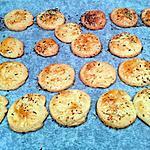 recette Biscuits au parmesan