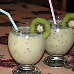 recette Smoothie banane kiwi