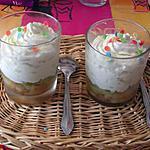 recette tiramisu à la rhubarbe
