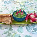 recette Pesto aux fanes de radis