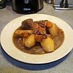 recette Bœuf bourguignon à l ' ancienne