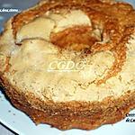 recette Gâteau léger aux deux citrons