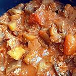 recette Aubergines au thon