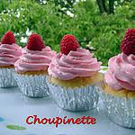 recette ~Cupcake vanille~
