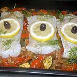recette Filet de julienne poelée méditerranèenne