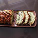 recette Cake aux fanes de radis