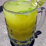 recette Jus gingembre citron ananas menthe