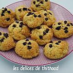 recette cookies aux graines de sésame