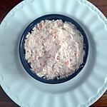 recette Rillettes de crevettes ultra simples