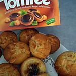 recette ***Muffins au coeur caché***