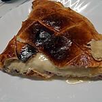 recette chausson au fromage jambon