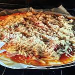 recette pizza classique rapide