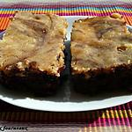 recette Brownies marbrés au cheesecake